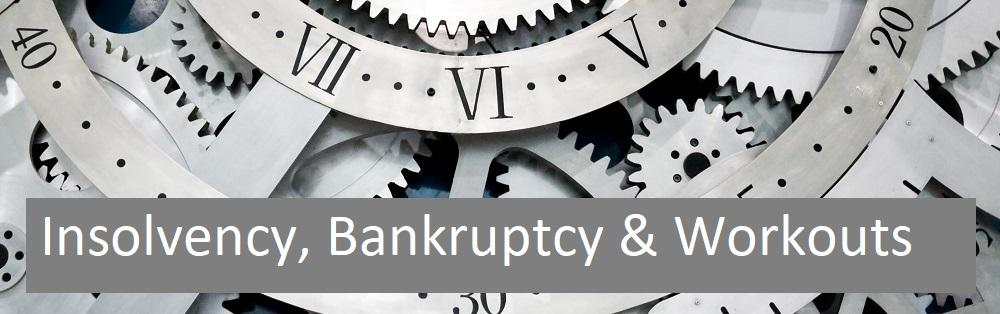 Insolvency, Bankruptcy & Restructuring                   Lawyers